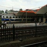 Photo taken at Stasiun Malang by Edwin L. on 9/20/2012