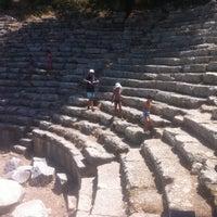 8/12/2013 tarihinde Emre G.ziyaretçi tarafından Phaselis Antik Kenti'de çekilen fotoğraf