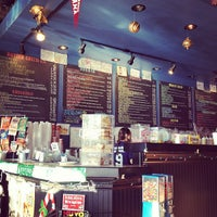 Photo taken at Ripple Bagel & Deli by Emily S. on 12/22/2012