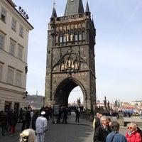 4/8/2013 tarihinde Geoffrey D.ziyaretçi tarafından Karl Köprüsü'de çekilen fotoğraf