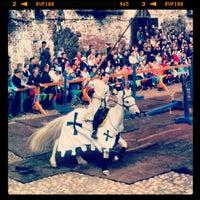 Снимок сделан в Выборгский замок пользователем Maria L. 5/11/2013