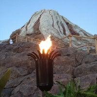 Photo taken at Disney's Polynesian Village Resort by Craig B. on 5/6/2013