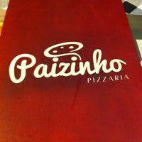 Photo taken at Pizzaria do Paizinho by Eder S. on 5/3/2014