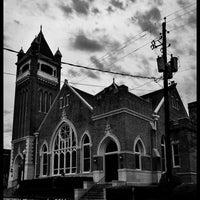 Photo taken at Main Street Methodist Church by Keenon W. on 7/7/2016
