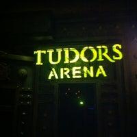 12/1/2012 tarihinde Engin G.ziyaretçi tarafından Tudors Arena'de çekilen fotoğraf