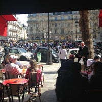 Photo taken at Le Rive Gauche by Arnaud R. on 4/14/2013