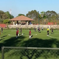 Photo taken at Club Atlas Colomos by Luis N. on 3/23/2013