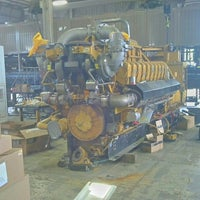 Photo taken at Ohio CAT Power Systems by turbopeachums M. on 5/9/2013