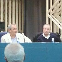 Photo taken at Club Diario Levante by Natxo A. on 10/24/2012