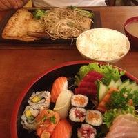 Photo taken at Fujiyama by Maria angelica M. on 4/6/2013