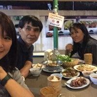 Photo taken at ร้านอาหารริมเมือง by Mint S. on 4/9/2016