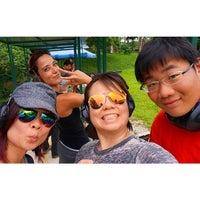 Photo taken at Singapore Gun Club by Jill-Marie T. on 4/12/2014