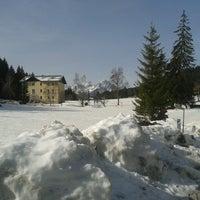 Photo taken at Seminarzentrum Iselsberg by Ernst R. on 4/5/2014