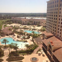Photo taken at Rosen Shingle Creek Hotel by Jeff B. on 3/28/2013
