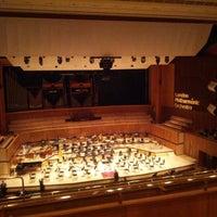 11/28/2012 tarihinde Carlo M.ziyaretçi tarafından Royal Festival Hall'de çekilen fotoğraf