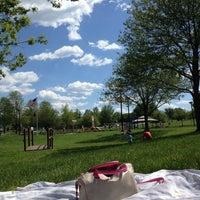 Photo taken at West Goshen Community Park by Keri B. on 5/25/2014