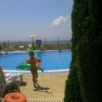 Photo taken at Rose Village Swimming Pool by Flo A. on 7/8/2013