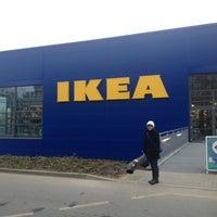 Das Foto wurde bei IKEA von Xavier B. am 11/17/2012 aufgenommen