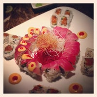Das Foto wurde bei Bonsai Sushi von Megan V. am 10/10/2012 aufgenommen
