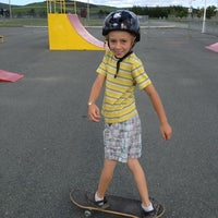 Photo taken at Goulds Skatepark by JF R. on 7/26/2013