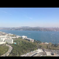 Photo taken at The Ritz-Carlton Istanbul by Selin A. on 4/25/2013