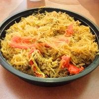 Photo taken at Sayo Foods by Ming Hwa L. on 11/1/2012