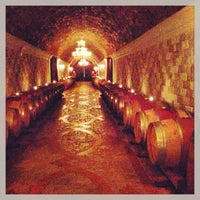 Photo taken at Del Dotto Vineyards by Jason D. on 6/30/2013