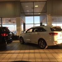 Photo taken at Ray Skillman Kia Westside Auto Mall by Robert R. on 1/23/2016