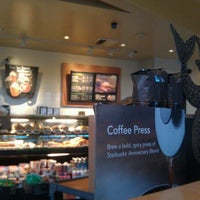Photo taken at Starbucks by Brad A. on 10/1/2012