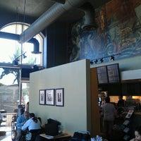 Photo taken at Starbucks by Brad A. on 9/30/2012
