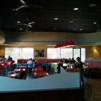 Photo taken at Daphne's Greek Cafe by Brad A. on 2/23/2013