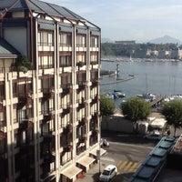 Photo taken at Grand Hotel Kempinski by A Z. on 10/20/2012