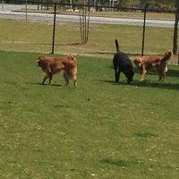 Photo taken at Destin Dog Park by John &. on 3/30/2013