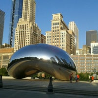 Photo taken at Millennium Park by Salvador E. on 7/18/2013