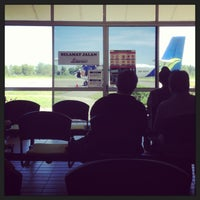 Photo taken at Mukah Airport (MKM) by Rayn_ R. on 4/6/2013