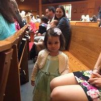Photo taken at St. Patrick RC Church by Craig K. on 4/19/2015