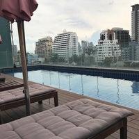 Photo taken at Hotel Icon Bangkok by Dana B. on 9/25/2017