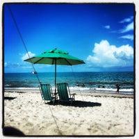 Foto tirada no(a) Praia de Tambaú por Ton Vier #. em 4/20/2013