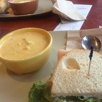 Photo taken at Panera Bread by Etta L. on 12/7/2012