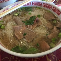Photo taken at Pho Hoa by Kevin  I. on 11/10/2014