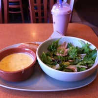 Photo taken at Panera Bread by Melanie R. on 9/28/2013