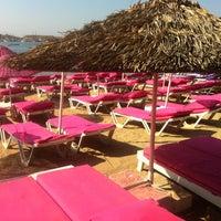 Photo taken at Alora Beach Club by Nil on 7/6/2013
