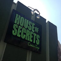 Photo taken at House of Secrets by Lisa R. on 5/4/2013