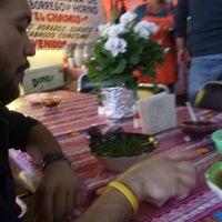Photo taken at Feria De La Barbacoa by Mumm R. on 5/11/2014