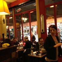 Photo taken at Le Comptoir du Relais by Eric C. on 1/8/2013