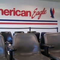 Photo taken at American Eagle Gate 5 SHV by Wes I. on 11/7/2013