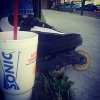 Photo taken at SONIC Drive In by Morgan W. on 6/19/2013
