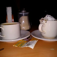 Photo taken at Café del Centro by Andrés B. on 9/18/2012