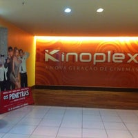 Photo taken at Kinoplex by Mirelle O. on 12/30/2012