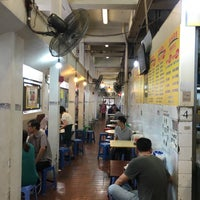 Photo taken at Tsun Yip Street Cooked Food Market by David S. on 9/22/2016